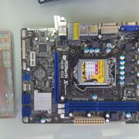 Motherboard asrock h61m-dgs ( mobo soket 1155)