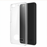 Huawei Honor 4C - Clear Hard Case Casing Cover Transparan