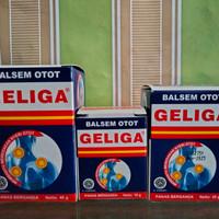 Balsem Otot Geliga - 10gr