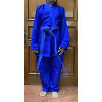 Baju bela diri judo karate jujitsu high quality bahan tebal