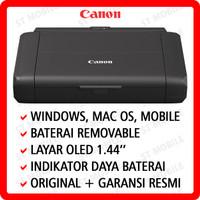 Printer Deskjet Portable Canon Pixma TR150 Wireless Mobile Inkjet