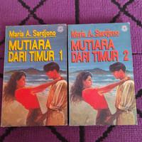Novel Maria A Sardjono: Mutiara Dari Timur 1-2 tamat