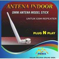 Antena Indoor Omni model stik stick gsm repeater Antenna simpel