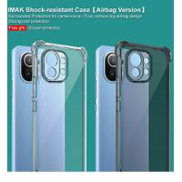 Imak Casing Shockproof Soft Case Xiaomi 11 / Mi 11