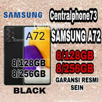 Samsung A72 8/128GB 8/256GB-GARANSI RESMI SEIN