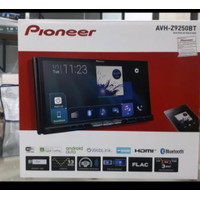 Pioneer AVH-Z9250BT Head Unit Double Din AVH Z9250 BT Tape Mobil Audio