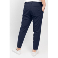 Ankle pants / Celana Formal Pria / sirwal pant slimfit - S, midnight blue