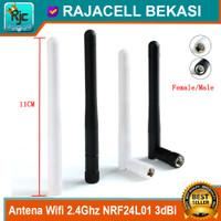 Antena 3dBi 2.4G 2.4Ghz Wifi Router Wireless NRF24L01 ESP8266 ESP32