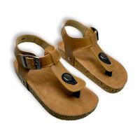 Sepatu Sandal Anak Laki-laki Fit To Feet Baldwin - Camel