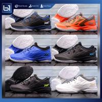 Sepatu Basket Asics Glide Nova FF Sepatu Olahraga Basket Pria Import - Orange, 45