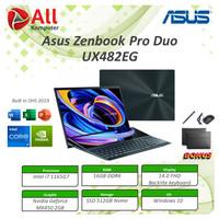 Asus Zenbook Pro Duo 14 UX482EG KA751IPS Touch i7 1165G7 16GB 512ssd