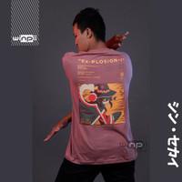 Megumin Explosion T-Shirt Anime Konosuba