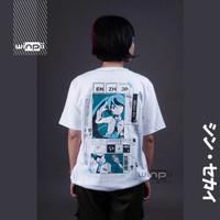 T-Shirt Hatsune Miku / World Is Mine