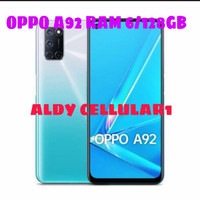 HP OPPO A92 RAM 6 GB INTERNAL 128 GB GARANSI RESMI