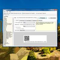Aplikasi QR Code maker untuk komputer atau laptop all windows versi