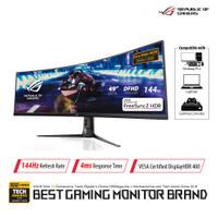 ASUS ROG Strix XG49VQ 49 Super Ultra-Wide HDR 144Hz Gaming Monitor
