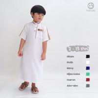 Jubah Anak laki laki / Gamis Anak laki laki / Baju Muslim Anak laki