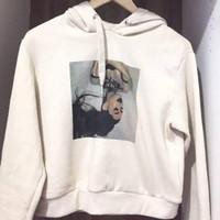 hoodie ariana grande original