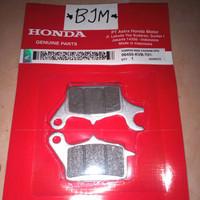 kampas Rem depan atau Dispad Depan Honda Beat Fi,Vario, scoopy