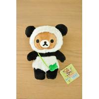 Boneka Rilakkuma Korilakkuma Panda Series 100% Original Japan San-X