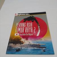 Majalah Koleksi Angkasa Perang Asia timur Raya 2