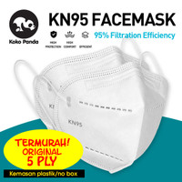 Masker KN95 5 Ply Disposable KN 95 Mask