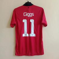 Baju Jersey Bola Manchester United MU 2013 - 2014 Asli Original Giggs