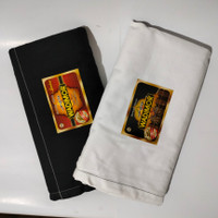 sarung wadimor putih hitam polos ecer sarung tenun songket ecer