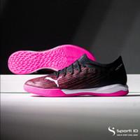 Sepatu futsal Puma Ultra 3.1 IT - Luminous Pink 106090-03 Original