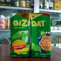 Madu GIZIDAT 100% Original Vitamin Penambah Nafsu Makan Berat Badan An