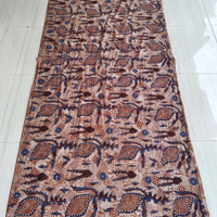 batik tulis madura pamekasan kain 107