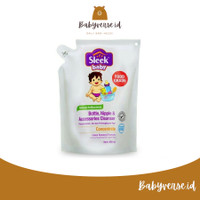 SLEEK Bottle Nipple & Baby Accessories Cleanser 450ml