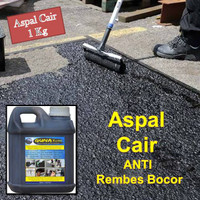 Aspal Cair Solusi Anti Bocor TERBAIK / Asphal Anti Rembes (1kg)