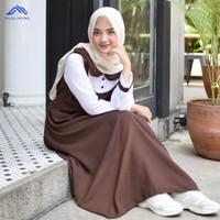 Muslimore - Baju Gamis Lucu Anak dan Remaja Setelah Lebaran Couple