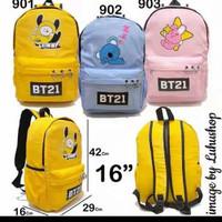 tas bts bt21 tas sekolah tas anak tas travel tas korea cantik
