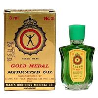 Axe Brand Gold Medal Medicated Oil 3ml