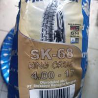 Ban Luar motor trail Primaax 400-17 SK-68 Primax king cross SK 68