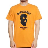 Bloods Tshirt Kaos Regs Orange