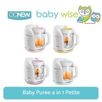 Oonew TB-1712M Baby Puree 4 in 1 Petite