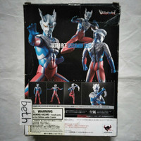 Ori Ultra Act Ultraman Zero Bandai (not shf rah)