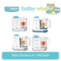 Oonew TB-1510S Baby Puree 6 in 1 Michelin