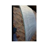 Alumunium foil bubble peredam panas atap rumah asbes seng qalfalum dll