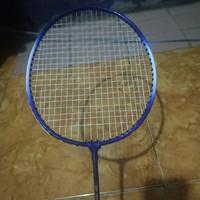 Raket Badminton Hoki 2 Raket + Tas