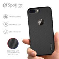 Softcase iPhone 8 Plus ANTISHOCK ANTICRACK CASING SILIKON STRIPE CASE