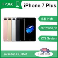 Apple Iphone 7 Plus 128GB 256GB Second Ex Inter Fullset Mulus