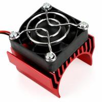 Heatsink Fan Cooling 6V JST Brushed 540 545 550 Brushless 3650