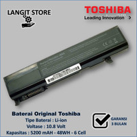 Batre/Baterai Laptop Toshiba A80 A85 A100 A105 A130 A135 M100 M45 NEW