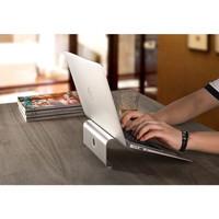 Laptop Stand Aluminium | Dudukan Laptop | Stand Holder Laptop