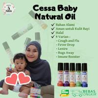 Cessa Baby Minyak Aroma Terapi Untuk Bayi