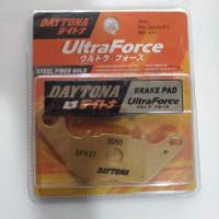 Dispad Kampas Rem Daytona Ultra Force Mio Sporty, Vixion, Nmax Blkg